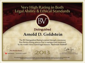 2013 distinguished attorney award